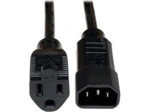 NEMA 5/C13 adapter